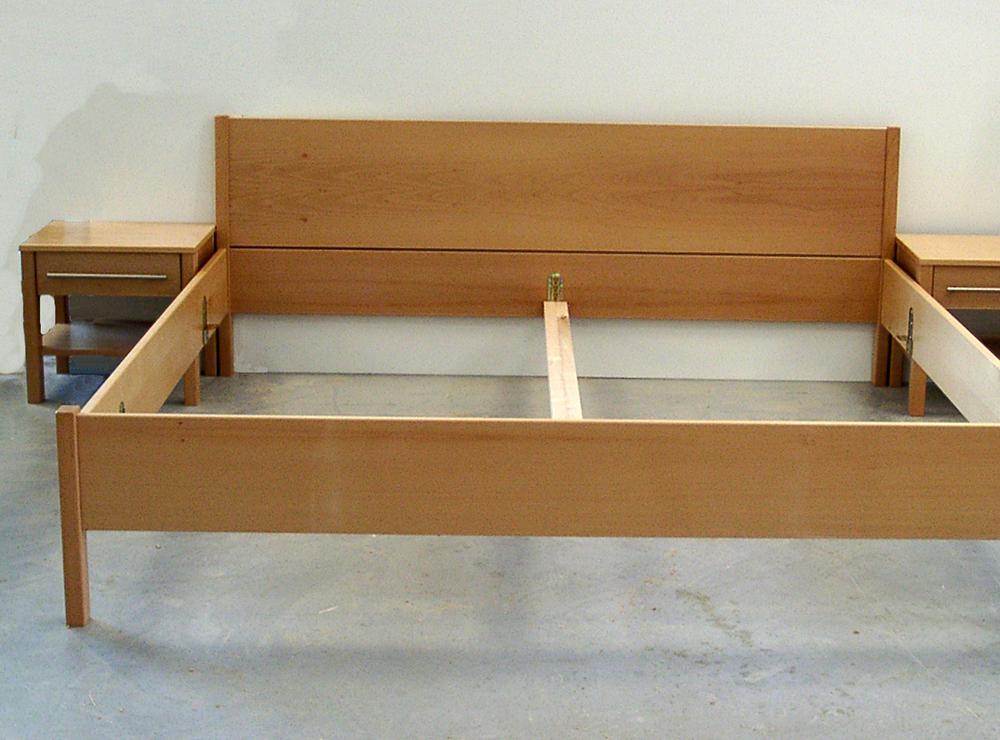 Wälde Bett Doppelbett