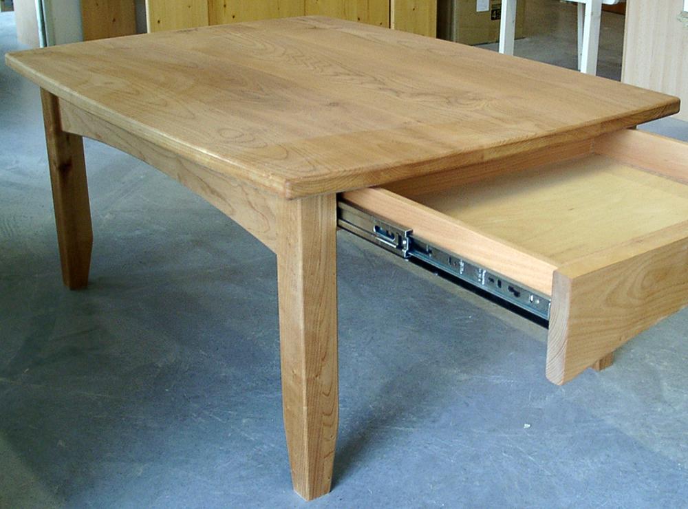 Wälde Esszimmer-Tisch mit Schublade