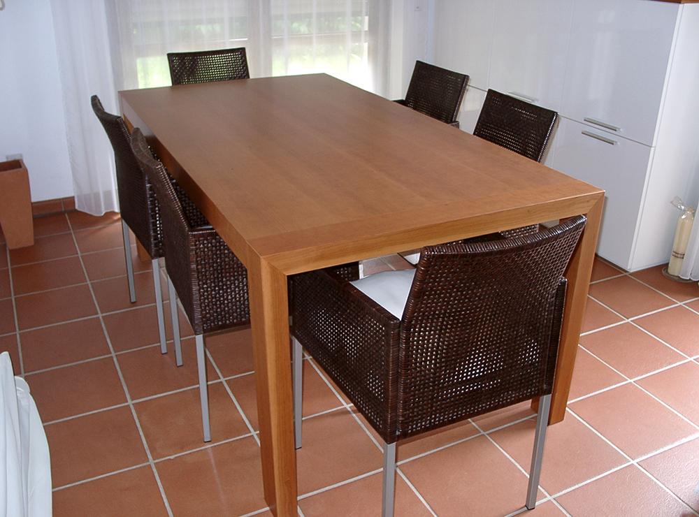 Wälde Esszimmer-Tisch