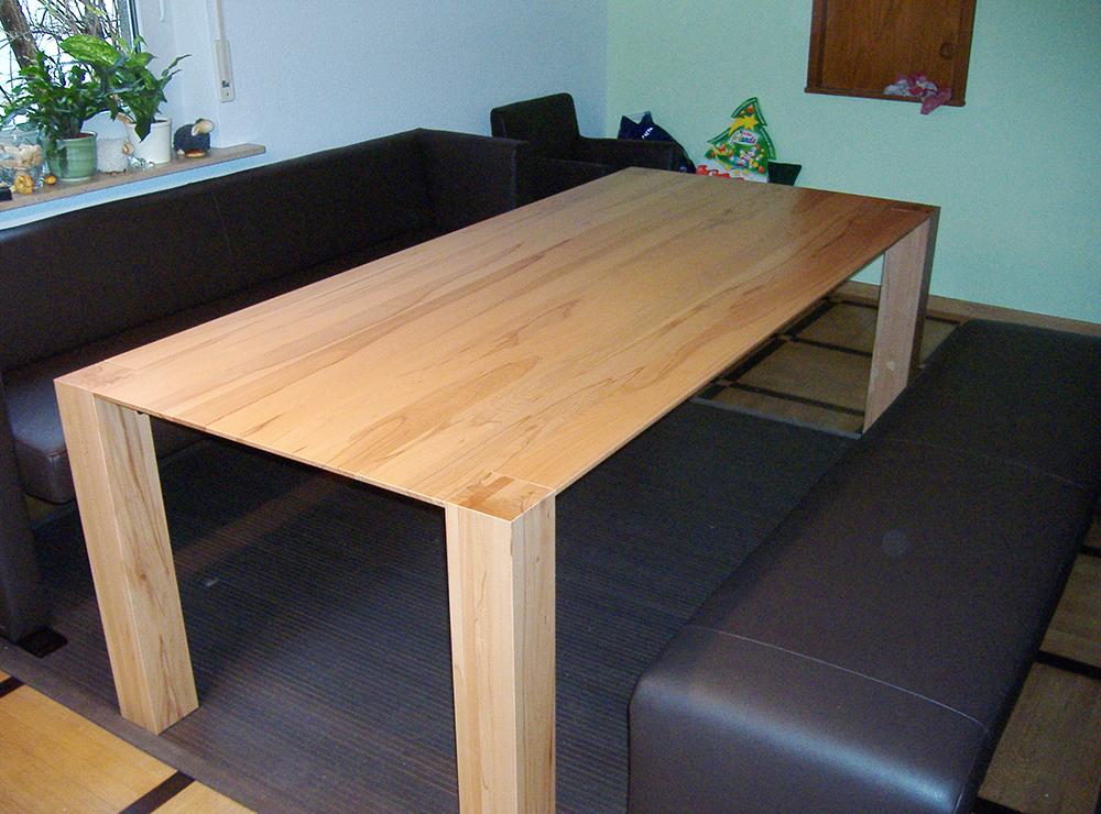 Wälde Esszimmer-Tisch Groß