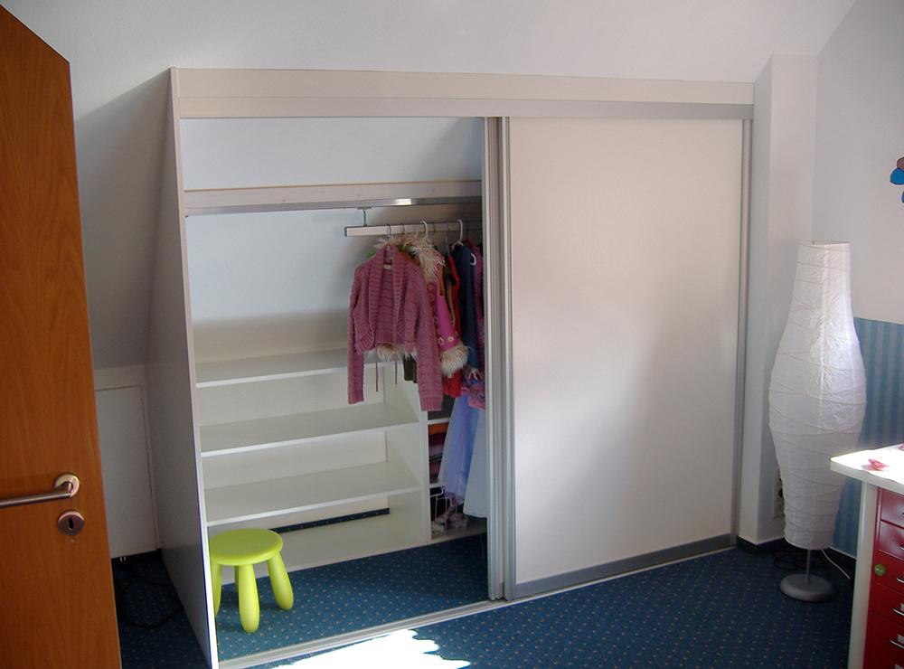 Wälde Schränke Kinderzimmerschrank Dachschräge