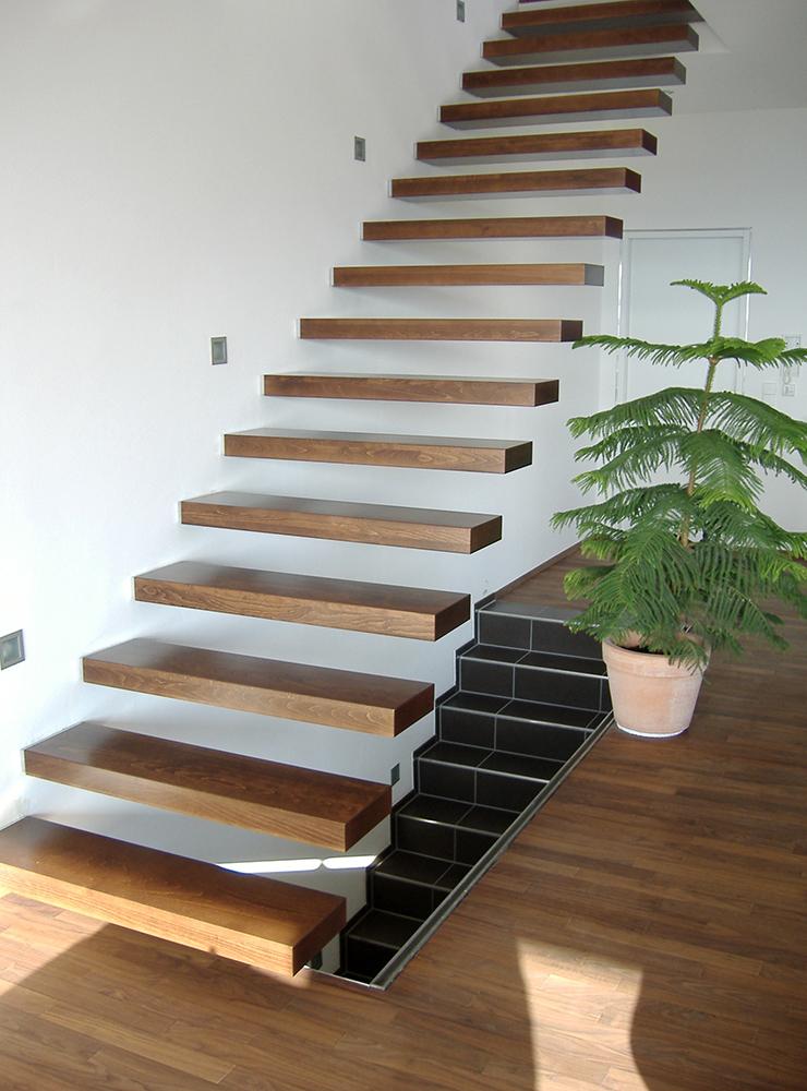 Wälde Sonstiges Treppe Kragarm