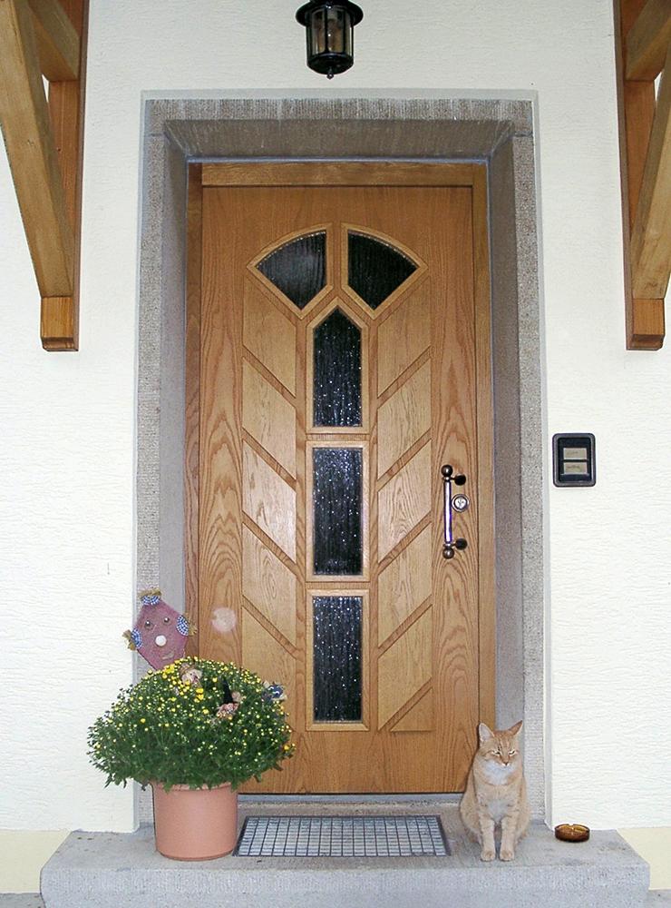 Wälde Türen Eingangstür Fensterband Ornament