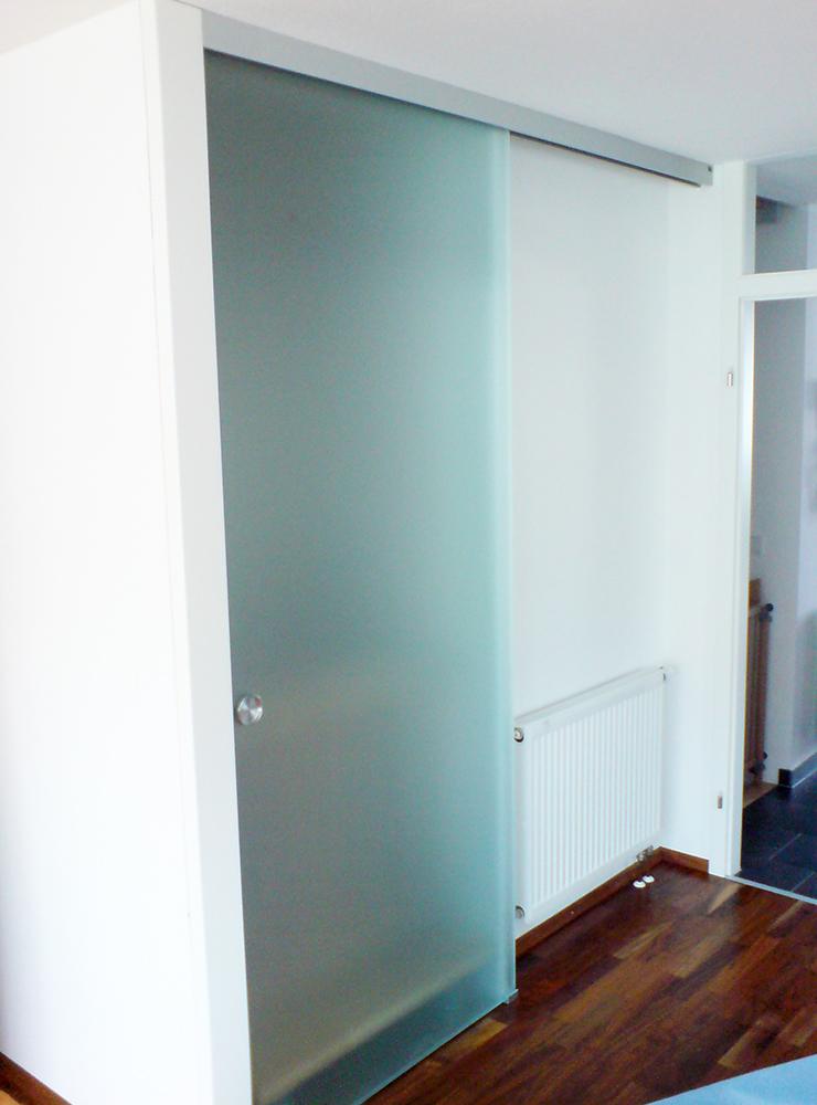 Wälde Türen Glasschiebetür