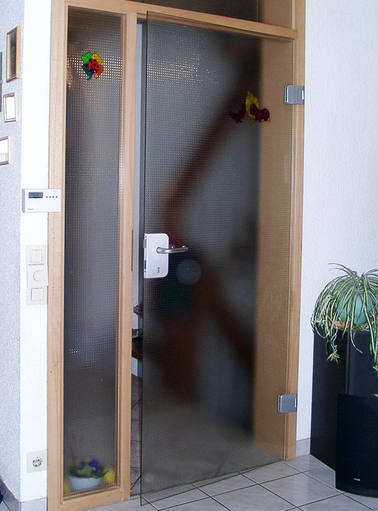 Wälde Türen Innentür Glas hell